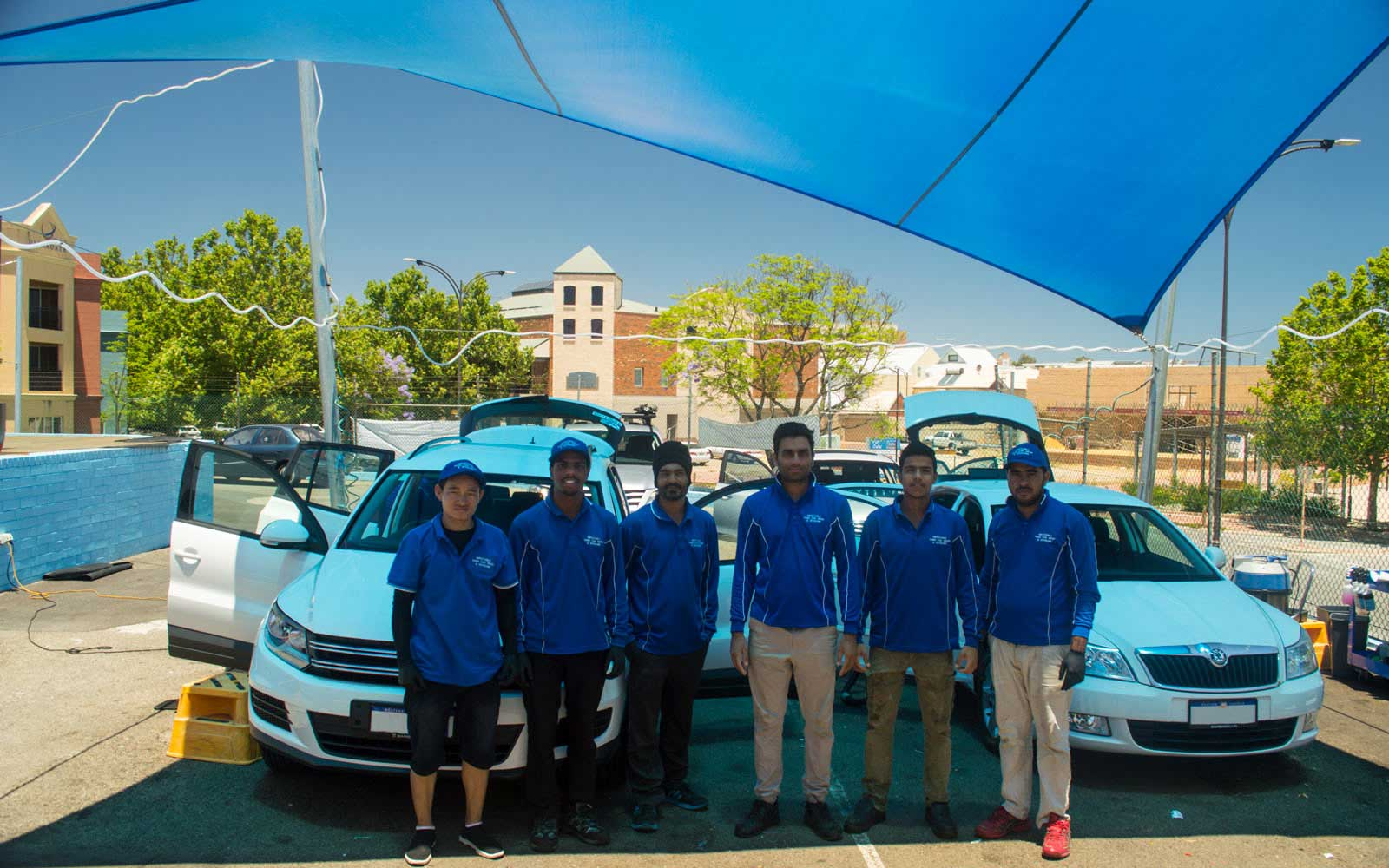 Impeccable Hand Car Wash & Detailing Subiaco Team Photo