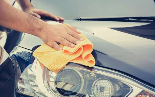 Car detailing services from Impeccable Hand Car Wash & Detailing