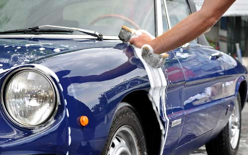Hand car wash services from Impeccable Hand Car Wash & Detailing