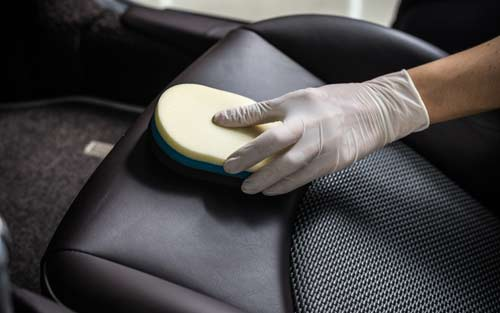Impeccable Hand Car Wash & Detailing - Leather Treatment