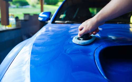 Impeccable Hand Car Wash & Detailing - Protective Wax